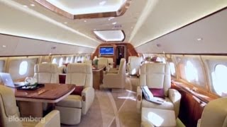 The Super-Quiet $90M Perk for Private Jets