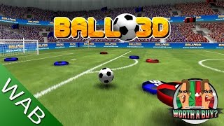Ball 3-D - Fridays Free Game
