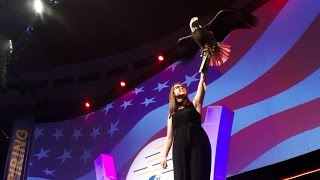 Video Anthem Singer Catches Bald Eagle! download MP3, 3GP, MP4, WEBM, AVI, FLV Juli 2018
