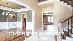 Travis Heights Painters 512.402.3540