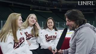 In Partnership With State of Hockey: Zamboni® Karaoke—White Bear Lake Girls. Presented by UNRL.