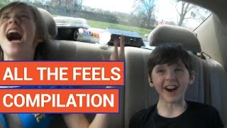 All The Feels Video Compilation 2016