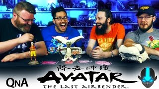Video Looking Back at AVATAR: THE LAST AIRBENDER!! (Viewer Questions) download MP3, 3GP, MP4, WEBM, AVI, FLV Agustus 2017