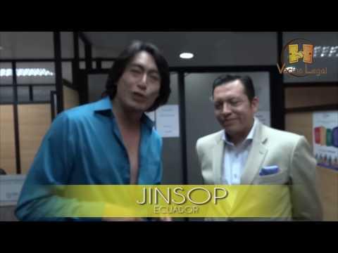 Saludo de Jinsop para el Vecino Legal Dr. Leonardo Tipán Valencia