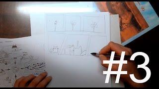 Как рисовать мангу дома| Часть 3: Композиция(Видео о том, как уместить образы на листе. ---------- ВК: http://vk.com/id208514184 https://vk.com/chuvstvo_sv --- Если у Вас есть вопросы,..., 2014-12-04T15:13:36.000Z)