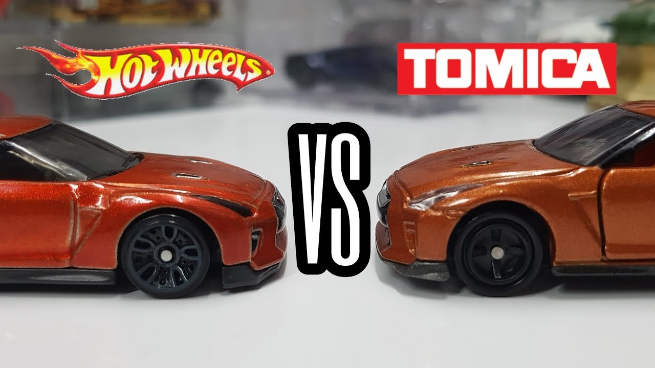 r35 grigio HOT Wheels-Nissan Skyline 2017 GT-R