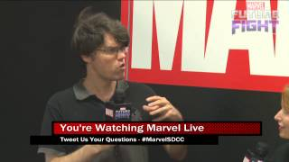 Marvel Puzzle Quest Adds Ant-Man on Marvel LIVE! at San Diego Comic-Con 2015
