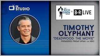 Timothy Olyphant Talks New \