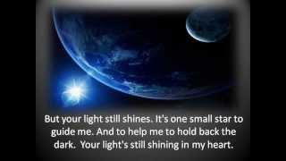 One Small Star - John McDermott + Lyrics.wmv