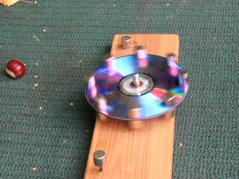 magnetic motor czyli silnik napędzany wirem magnetycznym ziemi ...
