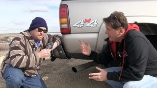 Project Pick-up: Maak van je oude truck geluid en beter presteren met een Performance Uitlaat (Deel 1)