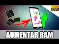 Como Aumentar la Memoria RAM de Cualquier Teléfono Android / Sin Root 100%