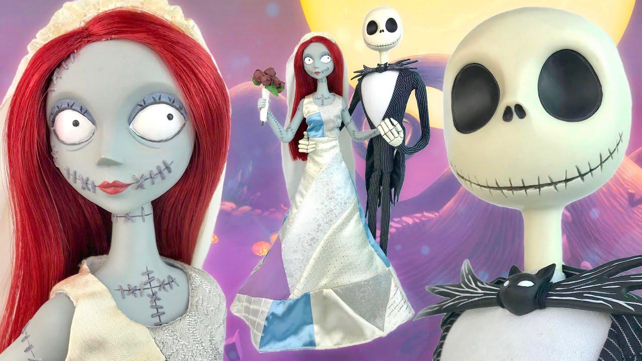 Disney\'s Nightmare before Christmas: Jack & Sally\'s Nightmare ...