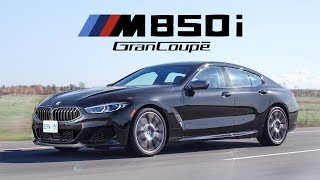 2020 BMW M850i Gran Coupe Review - Is a 4 Door Coupe Really a Coupe?