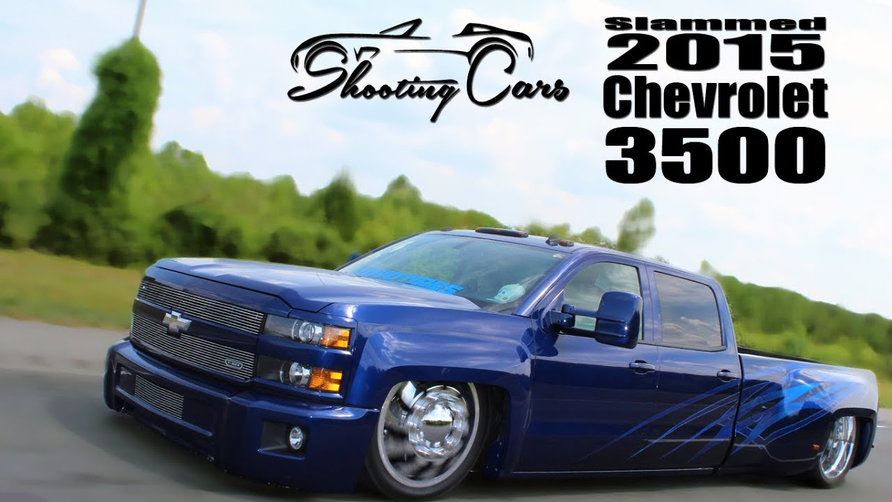 All Chevy 2015 chevy 3500hd dually : Bagged and Bodied 2015 Chevrolet Silverado 3500, The Six Pack ...