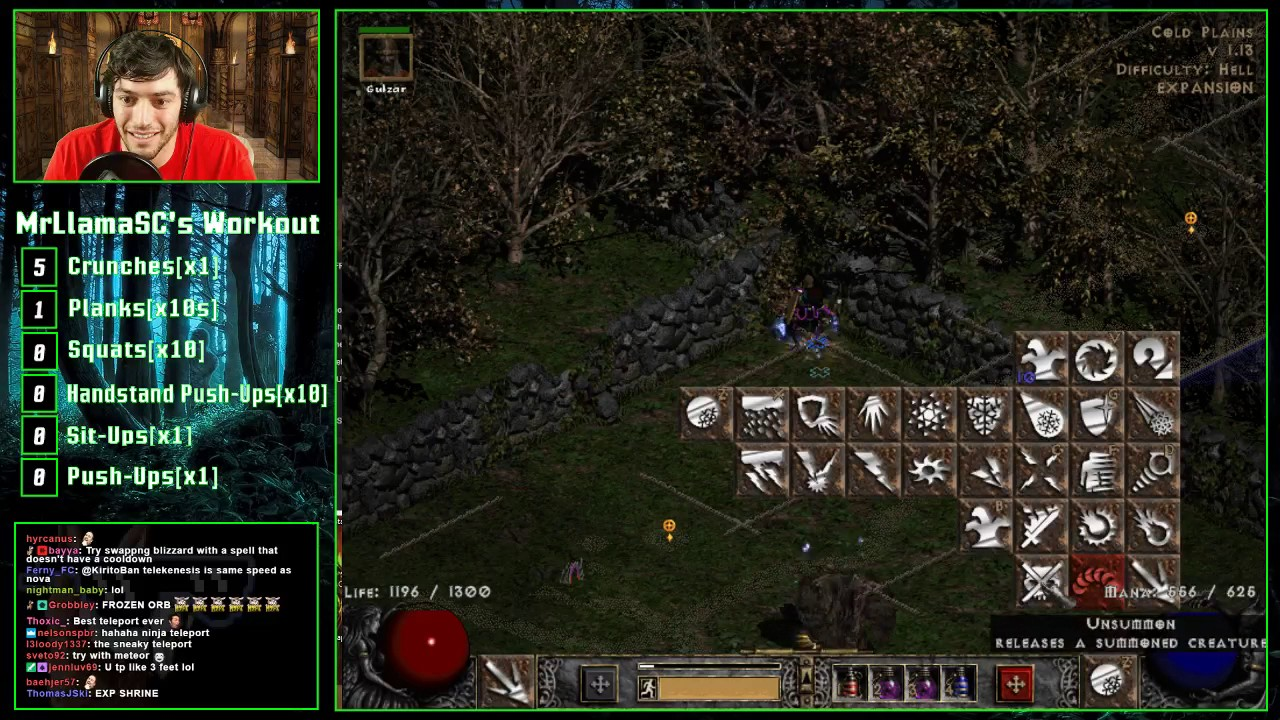 Diablo 2 - THIS MAY BE THE CRAZIEST D2 BUG YOU'LL EVER SEE