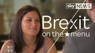 Brexit On The Menu | Mollie & Jordan
