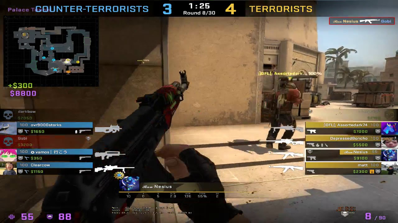 cs go matchmaking search