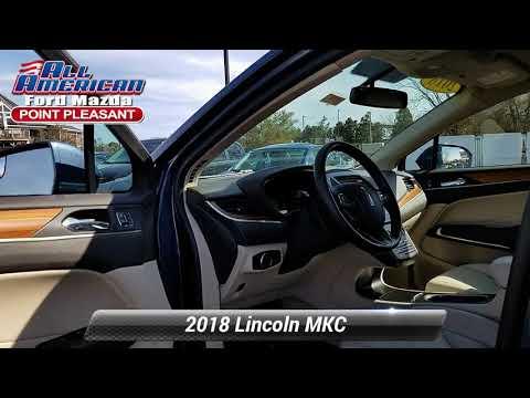 Used 2018 Lincoln MKC Select, Point Pleasant, NJ U12494