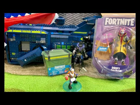 fortnite-toys-unboxing-🔴-live-show---fortnite-loot-battle-box-&-fortnite-drift-action-figure