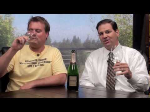 Thumbs Up Wine Review: Chandon Brut Classic Sparkling Wine, Two Thumbs Up