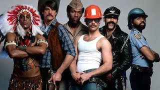 Village People é um grupo disco norte-americano, se destacaram na é...