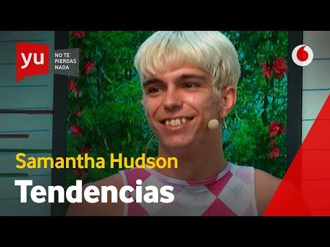 "💃 ""Parecer tonta está bien""   Samantha Hudson - Vodafone yu"