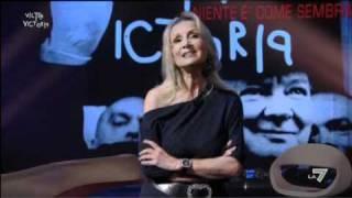 VICTOR VICTORIA - L'appello di Barbara Bouchet 'Finalmente sono vecchia'