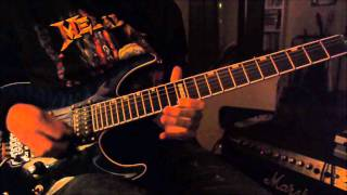 Megadeth - Sudden Death (cover with solos)