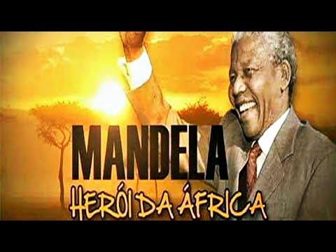 A História De Nelson Mandela o Líder Da Igualdade Social