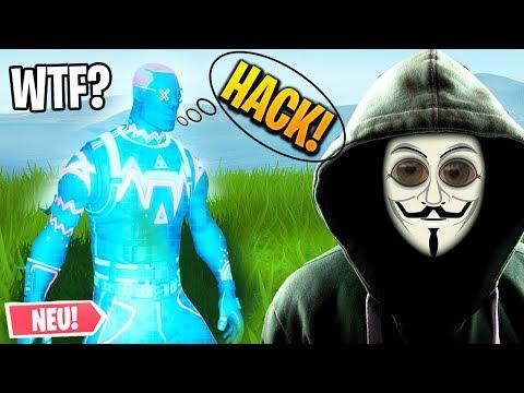 Fortnite wurde GEHACKT und diese SPIELER nutzen es aus !