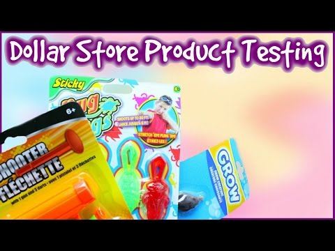 99 CENT STORE PRODUCT TESTING! | Allie Young