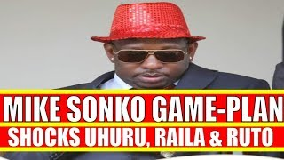Mike Sonko Game Plan for Deputy Governor Shocks Uhuru Kenyatta, Raila Odinga and William Ruto