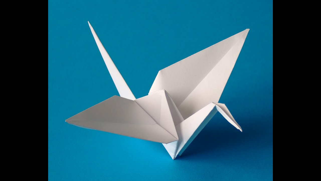 1000  ideas about Origami Birds on Pinterest | Origami, Origami ...