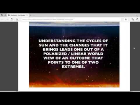 Solar Maximum and Cycles of War Part 1 - Ebook Narration