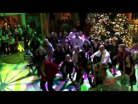 RCI Thriller Jewel of the Seas dance Dec 26 2012 Christmas Cruise