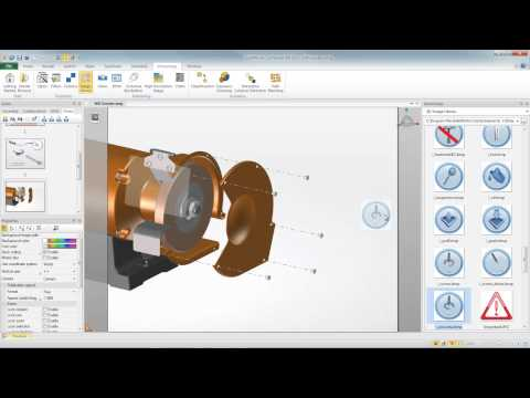 SolidWorks Composer - Easy Instruction Manual Creation