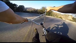BMX: BIGGEST HILL BOMB IN LA