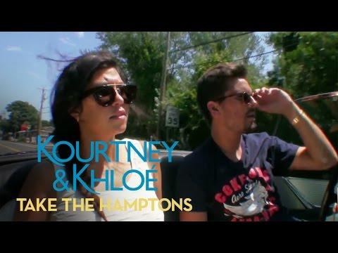 Scott Disick Drives Down Memory Lane | Kourtney & Khloé Take the Hamptons | E!