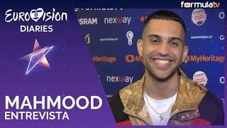"""Mahmood (Eurovisión 2019): """"Me encantaría hacer conciertos en España"""" - Entrevista"""