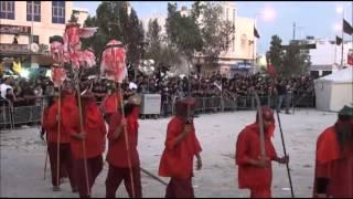 مقتطفات التمثيلية في المصلي يوم 13 محرم