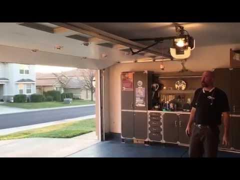 Olympus 500 Series Garage Door Install | (530) 320-8879 | Roseville, CA 95678