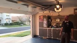 Olympus 500 Series Garage Door Install | (530) 320-8879 | Roseville, CA 95678