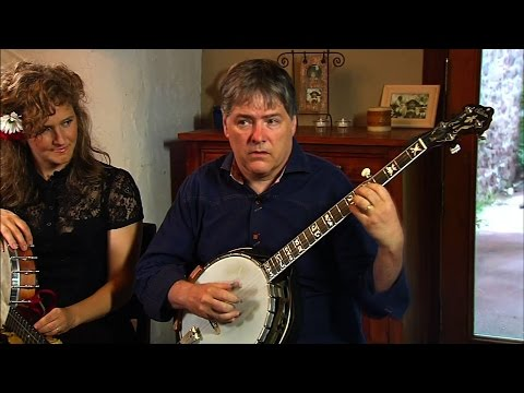 Bela Fleck and Abigail Washburn meld marriage with music