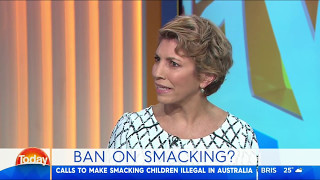 Today Show TV Interview: My comments on the call to ban smacking children