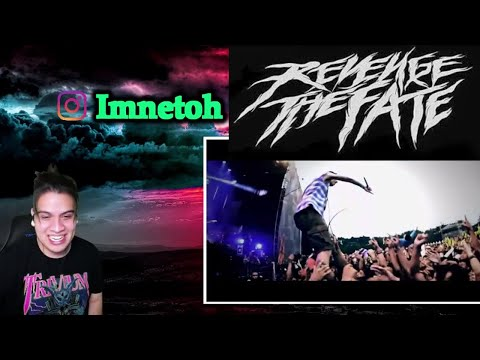 Revenge The Fate  Ambisi   Music  Reaction!