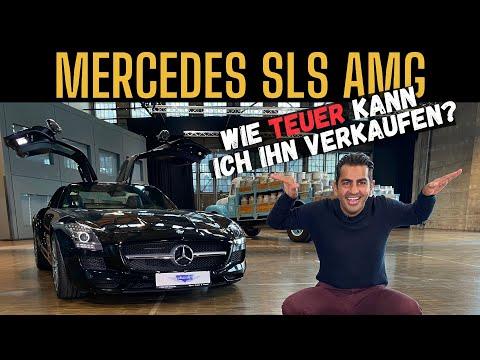 Mercedes-Benz SLS AMG: