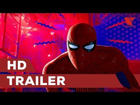 Spider-Man: Paralelní světy (2018) HD trailer #3 [CZ tit.]