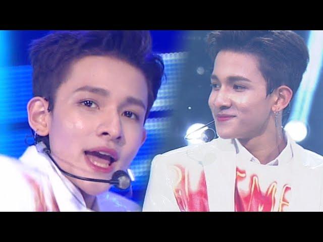 《CUTE》 Samuel(사무엘) - ONE @인기가요 Inkigayo 20180408