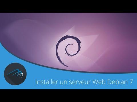 [TUTO] Installer un serveur Web sous Debian 7